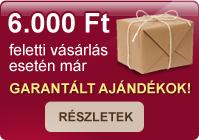 Garantált ajándék
