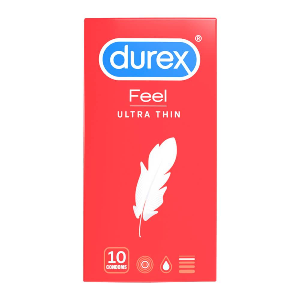 Durex Ultra prirodzený pocit (10db)
