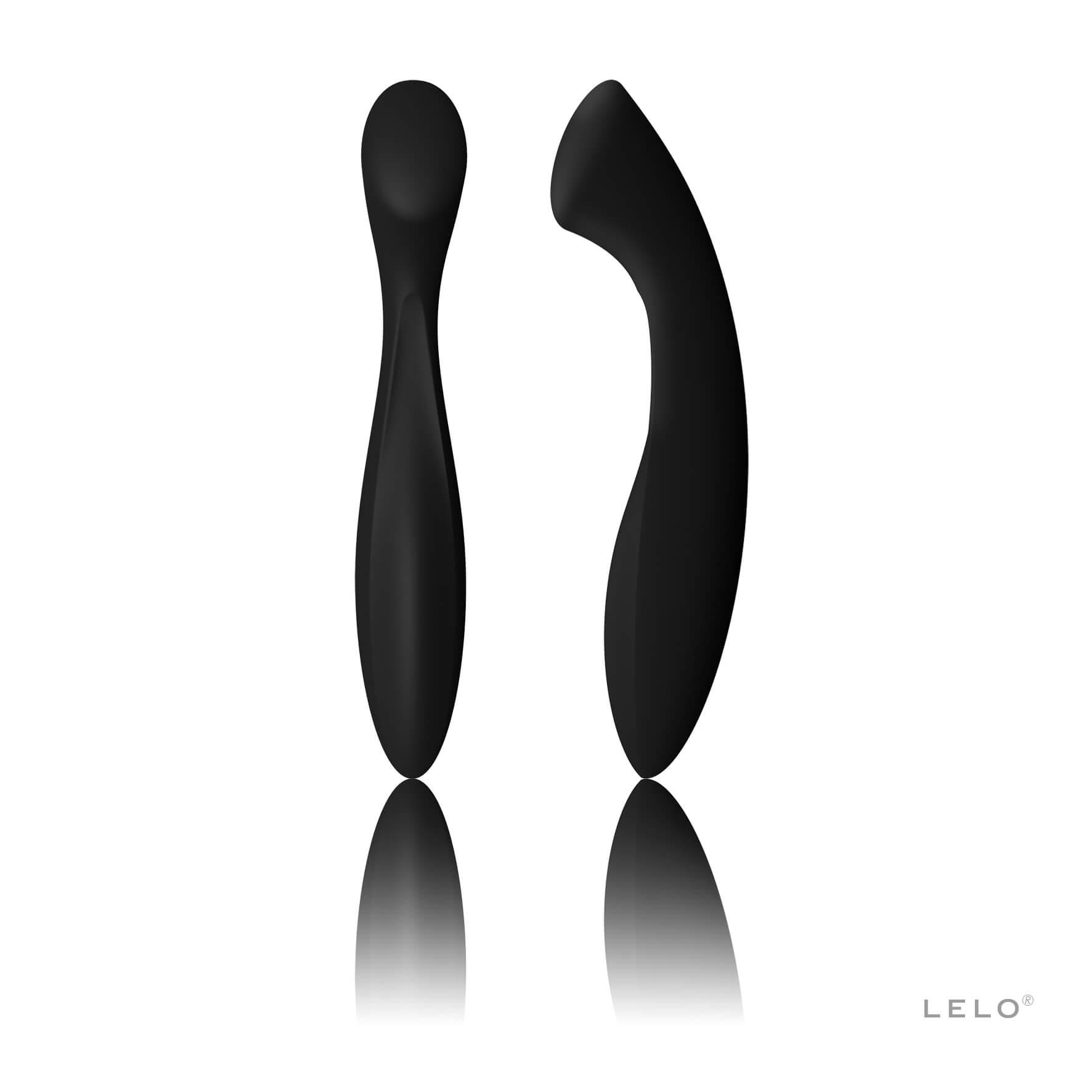 LELO ELLA BLACK SATIN