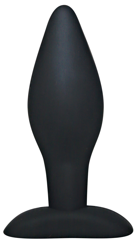 Black Velvet análny kolík - malý