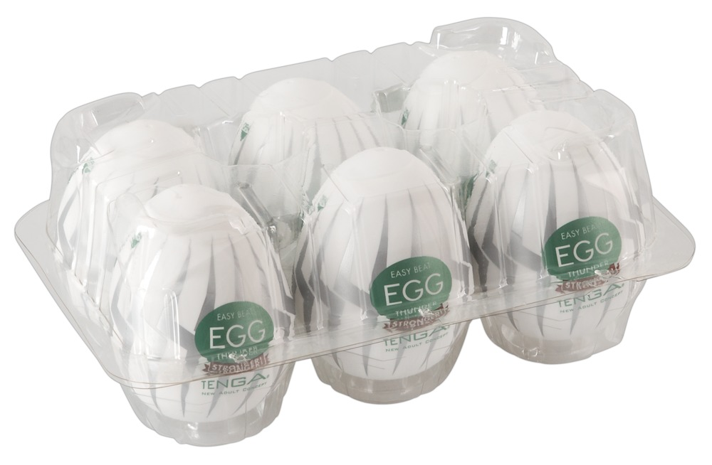 TENGA Egg Thunder (6 ks)