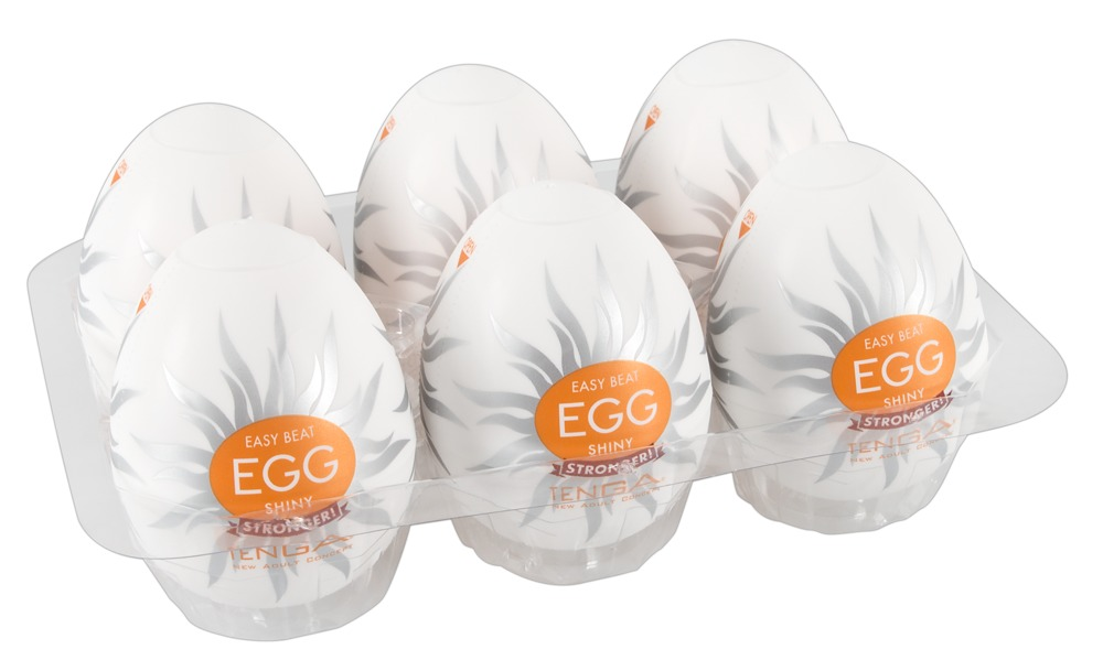 TENGA Egg Shiny (6 ks)