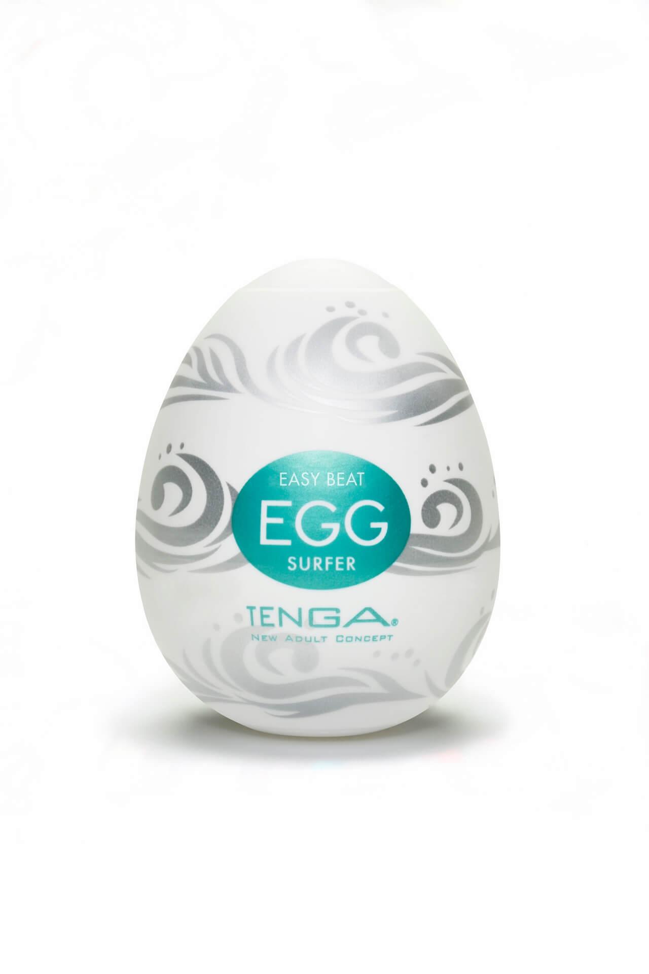 Tenga maszturbátorok / TENGA Egg Surfer (6db)
