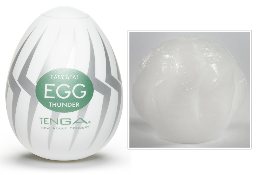 TENGA Egg Thunder (1 ks)