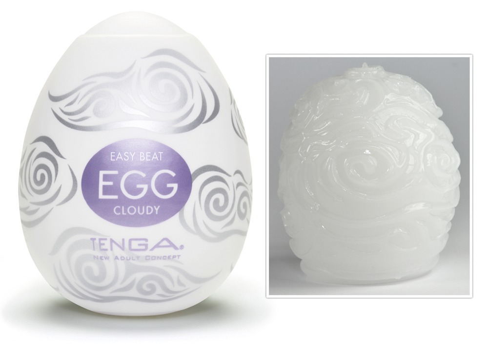 TENGA Egg Cloudy (1 ks)