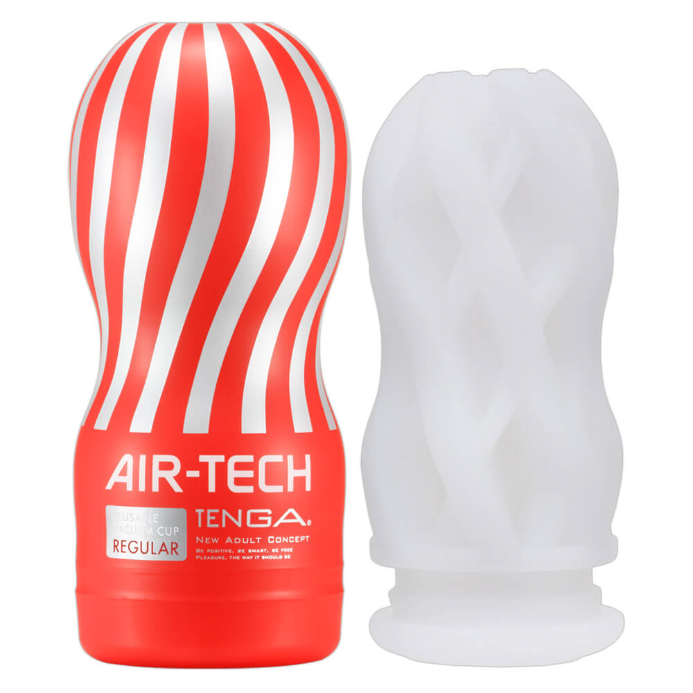 TENGA Air Tech Regular - opakovane použiteľný stimulátor