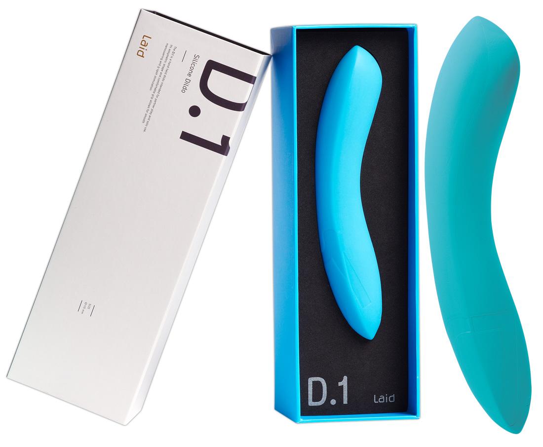 LAID DILDO D1 - BLUE