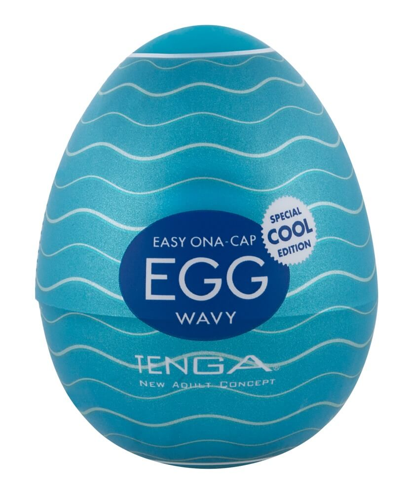 TENGA Egg Cool (1ks)