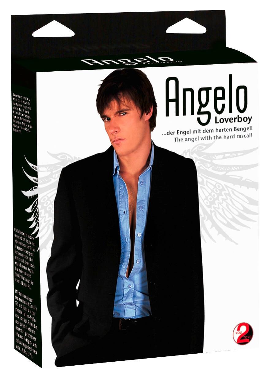 You2Toys Angelo - nafukovací muž