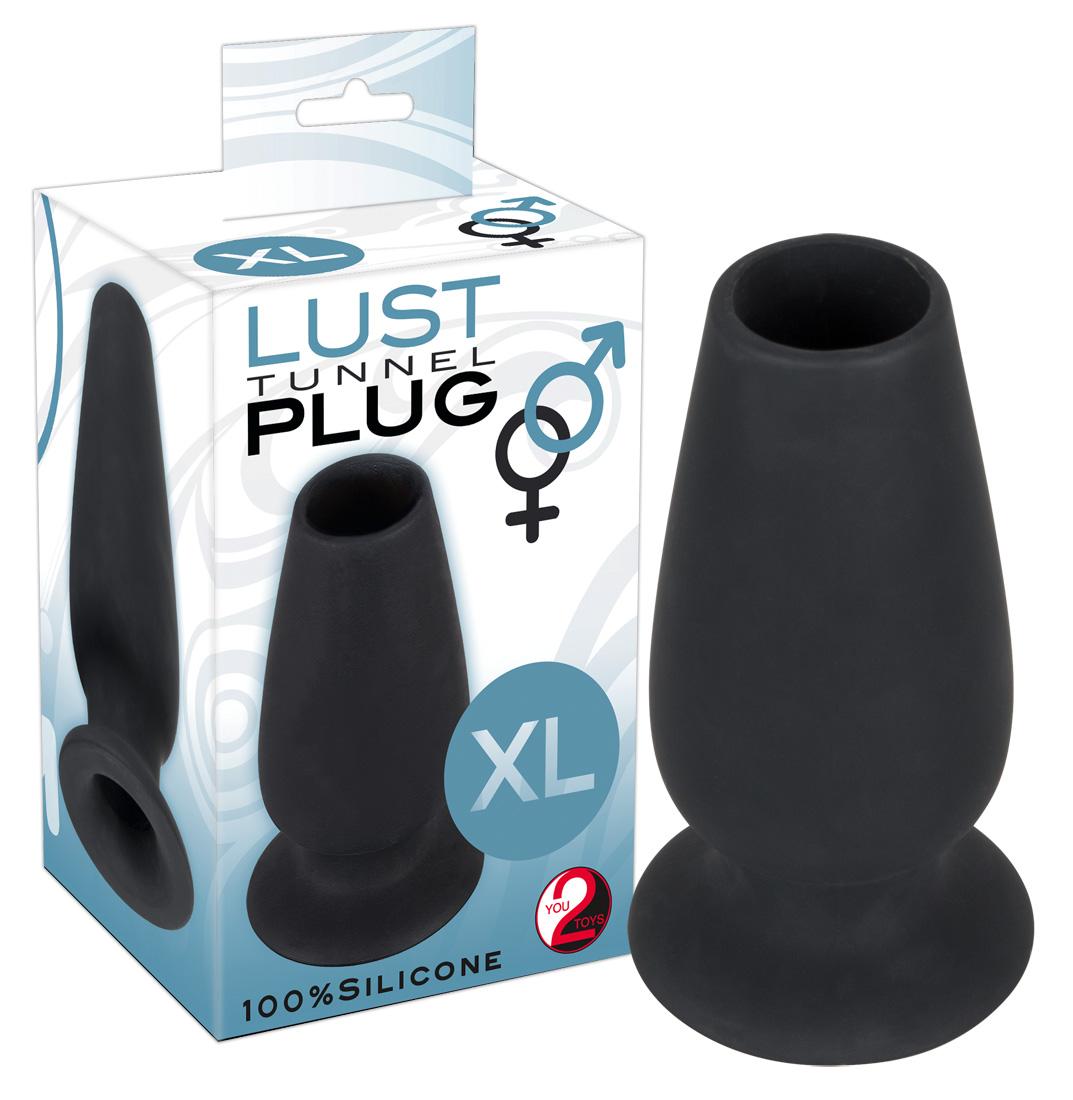 You2Toys Lust Tunnel Plug XL