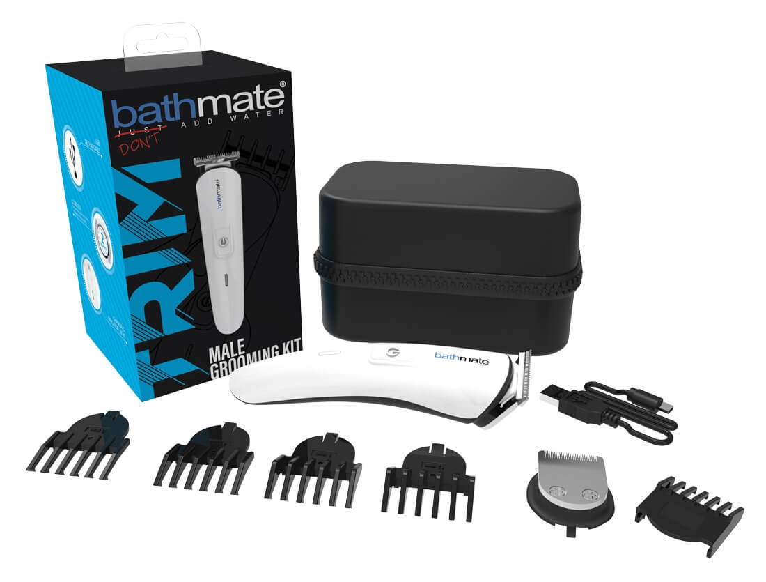 Bathmate Trim Male Grooming Kit