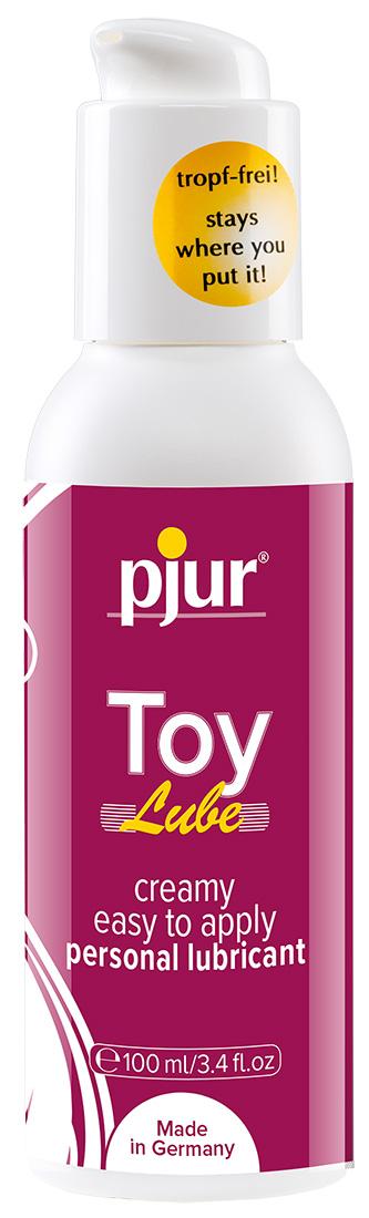 Pjur Toy Lube Creamy – vysoko kvalitný lubrikant (100ml)
