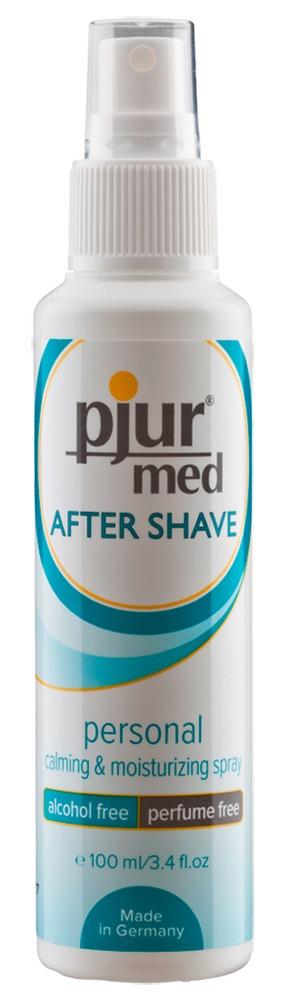 Pjur Med After Shave – prípravok na hydratáciu pokožky (100ml)