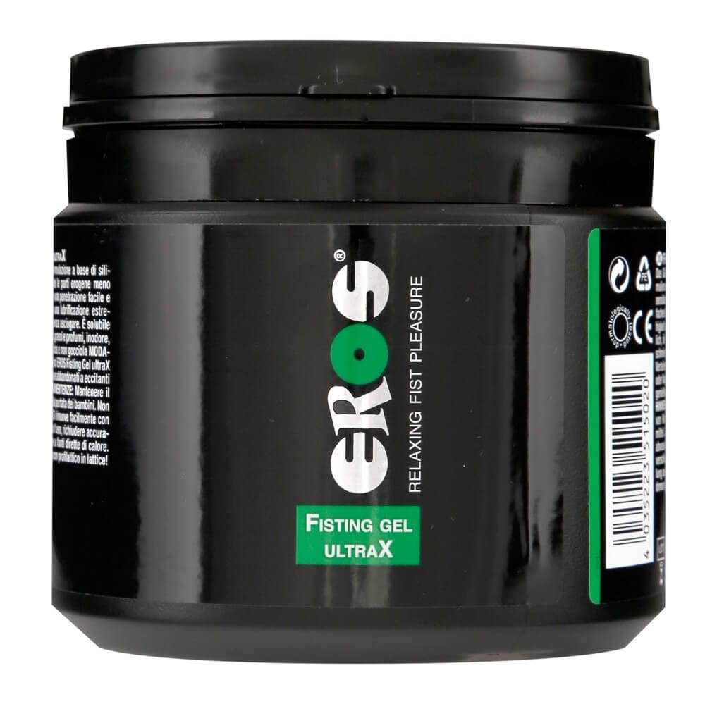 EROS Fisting - lubrikačný gél (na päsťovanie) (500 ml)