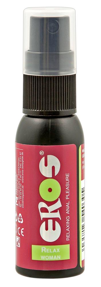 EROS nyugtató anál síkosító spray (30ml)