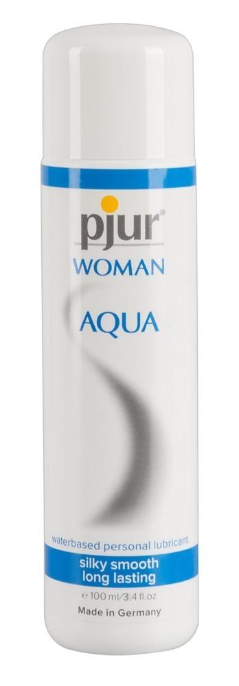 pjur Woman Aqua lubrikačný gél 100 ml