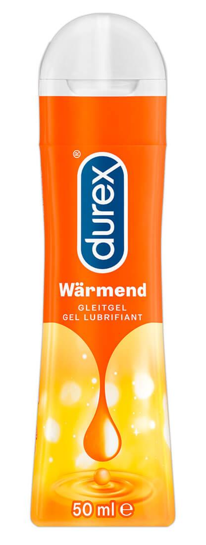 Durex Play Warming - lubrikačný gél s rozohrievacím účinkom - 50ml