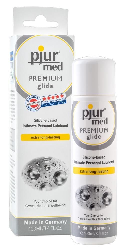 Pjur med - prémiový lubrikačný gé (100 ml)