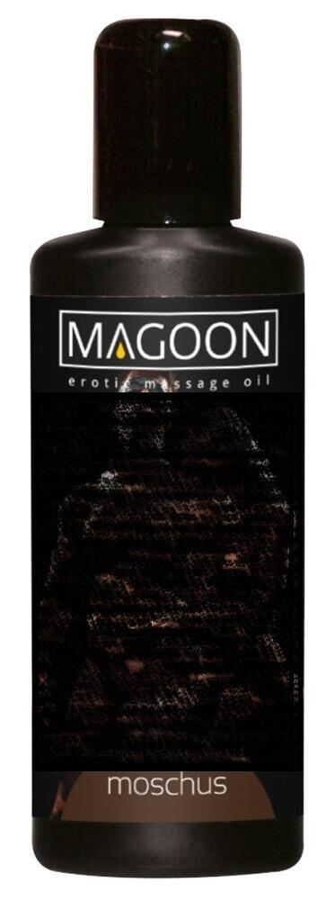 Pižmový masážny olej 100 ml