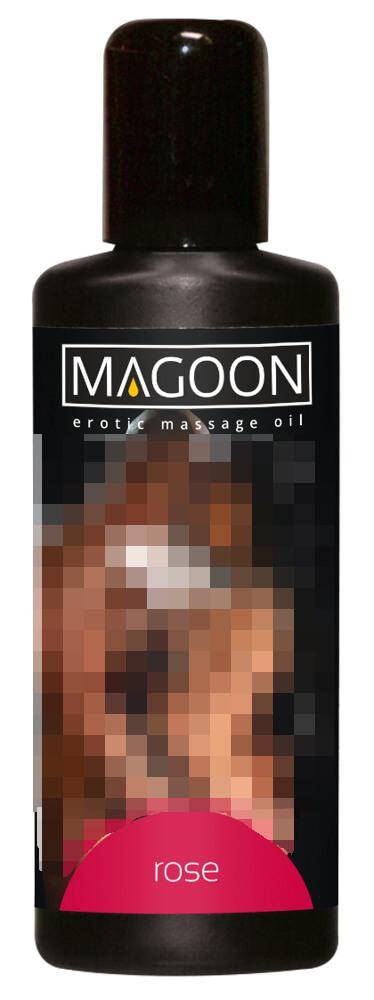 Ružový olej 100 ml