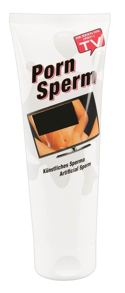 Porn Sperm - umelé spermie (125ml)