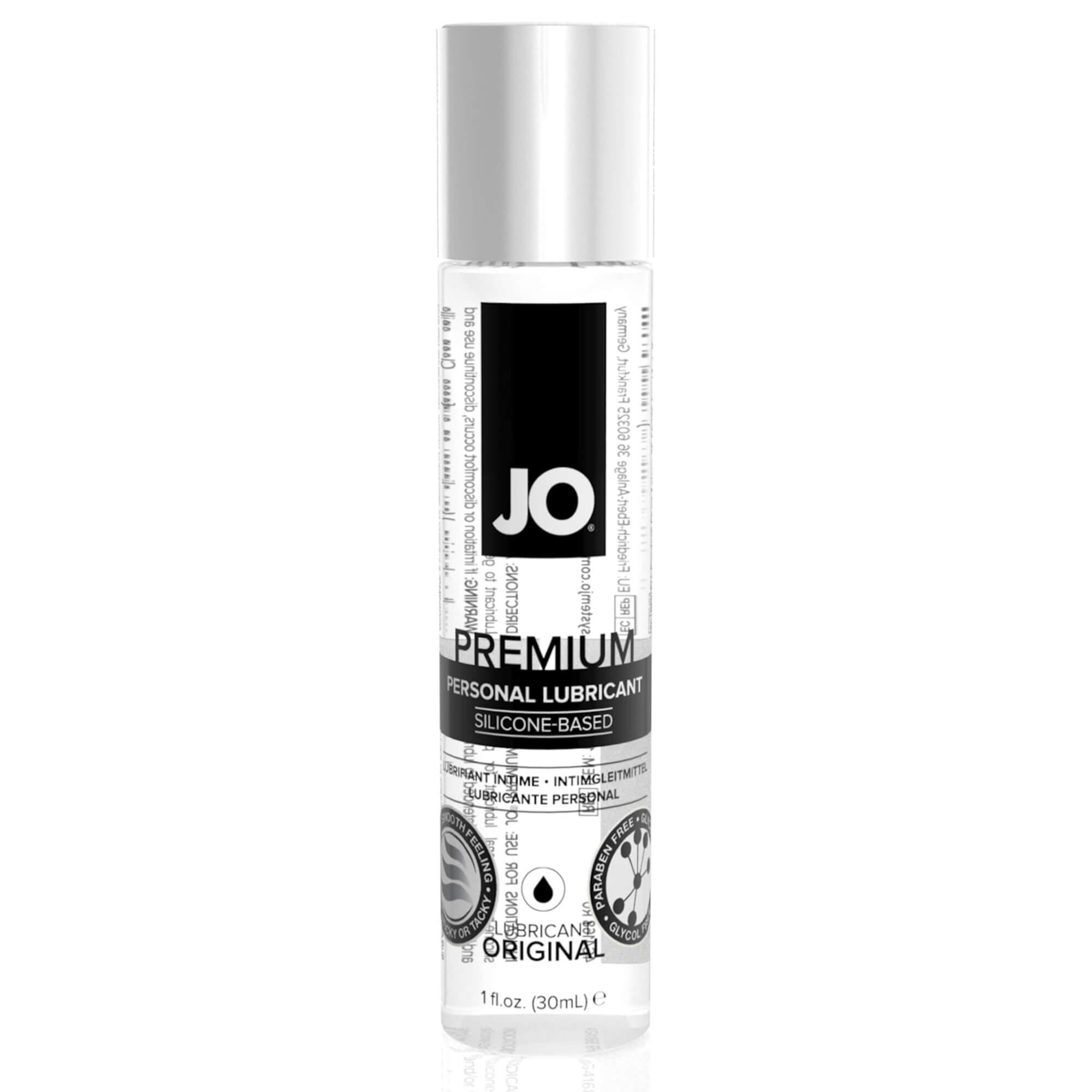 JO Silikónový lubrikant prémiovej kvality (30 ml)