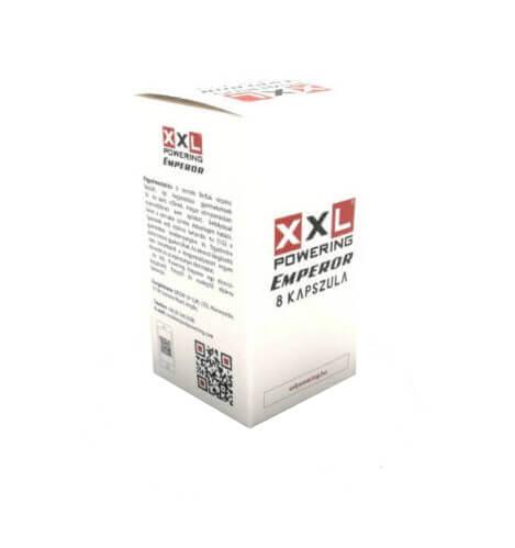 XXL powering kapsula (4 ks)