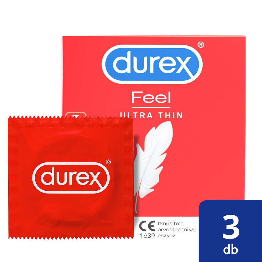 Durex Ultra realistický (3 ks)